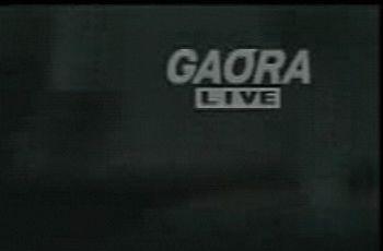 GAORA(LIVEVer)